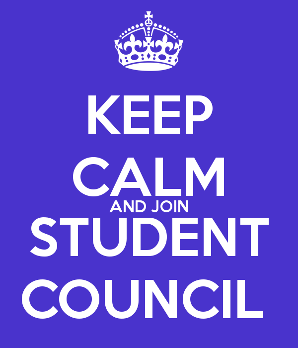 Interested in Being a Representative for Student Council?