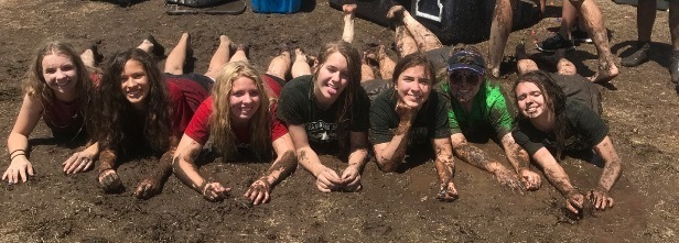 Field Day mud fun
