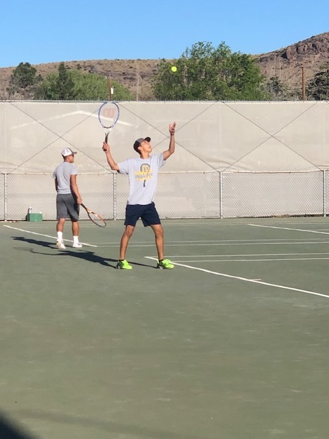 District Tennis 1