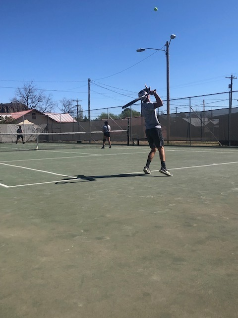 District Tennis 2
