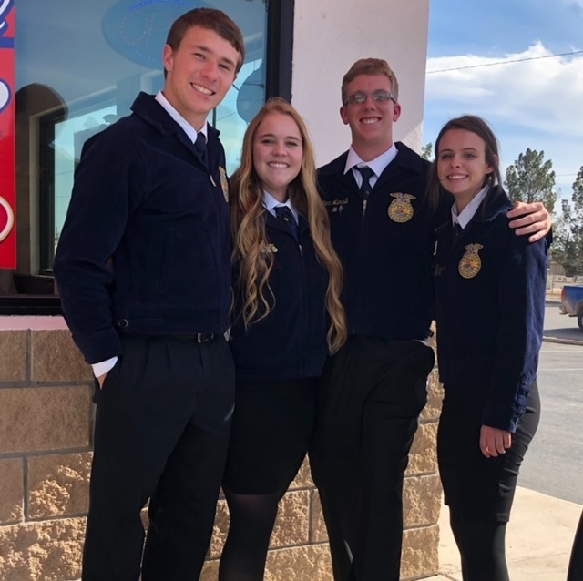FFA District Meeting 1