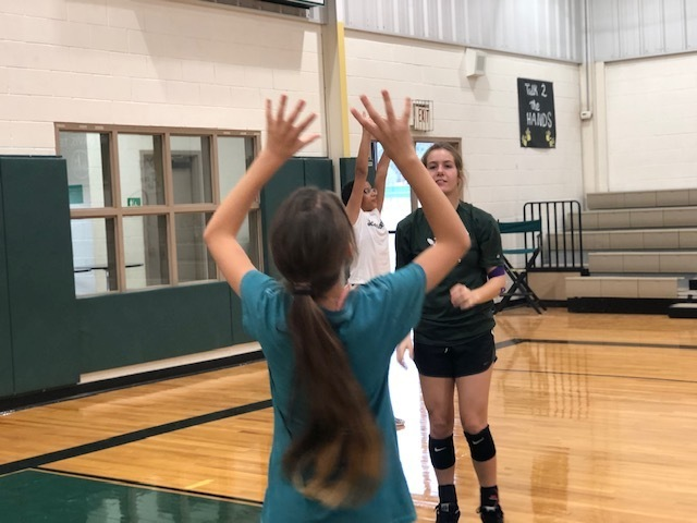 Volleyball Mini Camp 2