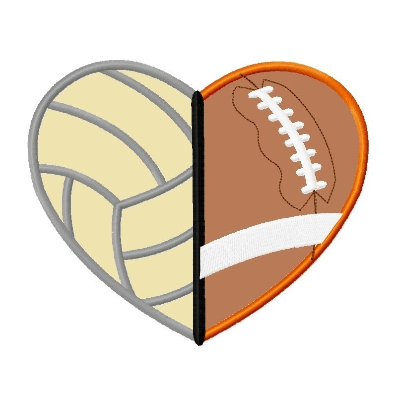 Volleyball-Football